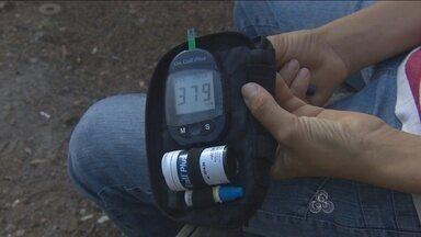 Porto Velho está em primeiro lugar no estado em número de diabéticos - O dado deixa em alerta o sistema de informação de atenção básica de saúde.