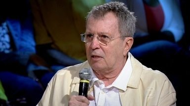 Daniel Filho fala de escalação de ator branco para papel de negro - O ator Sérgio Cardoso protagonizou a novela 'A Cabana do Pai Tomás', em 1969