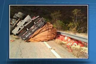 Final de semana teve registros de acidentes graves; veja no balanço - Confira um giro com os acidentes pelo interior do estado.