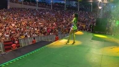 Milhares de pessoas passaram pelas 25 edições da Fifa Fan Fest no AM - Shows nacionais e locais animaram o público que prestigiou o evento na Ponta Negra.
