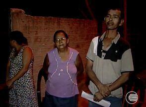 Moradores da Loteamento PSH Tabocas reclamam da falta de abastecimento de água - Moradores da Loteamento PSH Tabocas reclamam da falta de abastecimento de água