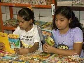Projetos em Teresina incentivam a leitura durante as férias - Projetos em Teresina incentivam a leitura durante as férias