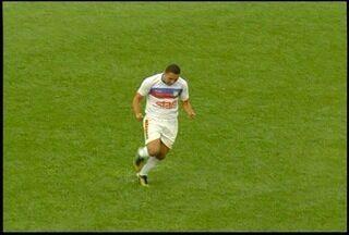Atacante do Friburguense fecha contrato com Tricolor Gaúcho - Luiz Felipe começou no futebol ainda criança.