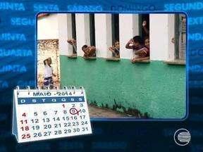 Falta estrutura na Unidade Escolar Professor Antônio Maria Madeira no bairro Parque Piauí - Falta estrutura na Unidade Escolar Professor Antônio Maria Madeira no bairro Parque Piauí