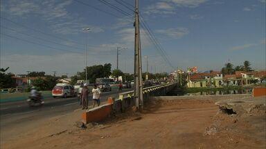 Prefeitura de Fortaleza promete dar continuidade às obras de mobilidade urbana - Algumas obras já eram para estar prontas.