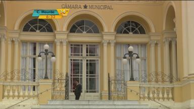 Câmara de Vereadores de União da Vitória gastou mais com diárias - Em seis meses, o total de gastos com diárias foi de R$ 107 mil
