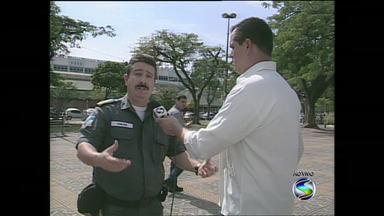 Policial militar dá dicas para evitar risco de assaltos - Saiba quais são as instruções para as vítimas deste momento de pânico.