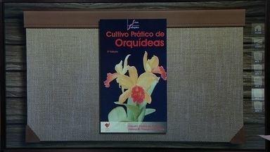 Universidade Federal de Viçosa tem livro sobre orquídeas - Publicação custa R$ 25, já com as despesas de correio.