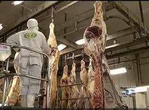 Queda do embargo chinês a carne brasileira irá beneficiar o mercado do Tocantins - Queda do embargo chinês a carne brasileira irá beneficiar o mercado do Tocantins