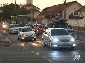 Aplicativo ajuda motoristas no trânsito de Teresina - Aplicativo ajuda motoristas no trânsito de Teresina