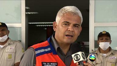 Equipe de resgate fala sobre as 34h de operação - Equipe de resgate fala sobre as 34h de operação.