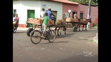 Trabalho infantil é comum nas ruas de Balsas - Conselho Tutelar diz que situação na cidade saiu do controle