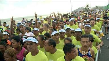 Mais de mil atletas participam da Corrida São Luís - Evento foi realizado no domingo (20), na Avenida Litorânea