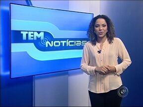Veja os assuntos de destaque do TEM Notícias do Centro-Oeste Paulista - No TEM Notícias você vai ver que o número de acidentes com animais silvestres as rodovias é alto. As concessionarias vêm buscando maneiras de impedir que eles aconteçam.