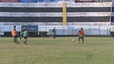 Comercial se prepara para jogar contra o Batatais - Bafo e Fantasma se enfrentam no sábado (26), no Estádio Palma Travassos.