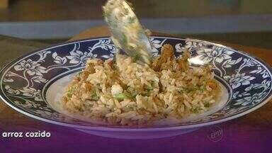 Fernando Kassab ensina receita inspirada na culinária asiática - Prato leva Mignon suíno e gengibre.