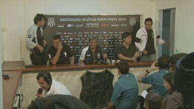 Em situação complicada na Copa do Brasil, Ponte Preta anuncia Guto Ferreira como técnico - A derrota por 2 a 0 contra o Vasco, no Majestoso, dificultou a vida da Ponte Preta na Copa do Brasil. O time, porém, apresentou Guto Ferreira, que já teve passagem recente pelo clube, como novo treinador.