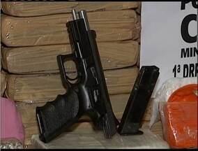Homem é preso com quase 40 quilos de drogas em Santana do Paraíso, Leste de Minas - Segundo a PM, ele também é suspeito de envolvimento com uma organização criminosa.