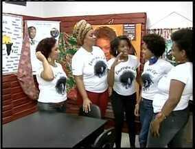 'Encrespa Brasil' reúne mais de cem pessoas no Centro Cultura Nelson Mandela em Valadares - Evento faz parte das comemorações do Dia Internacional da Mulher Negra Latina Americana e Caribenha.