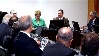 Dirigentes dos principais clubes do Brasil vão a Brasília pedir aprovação de lei - Cartolas querem aprovação de projeto que pode desafogar as finanças dos clubes.