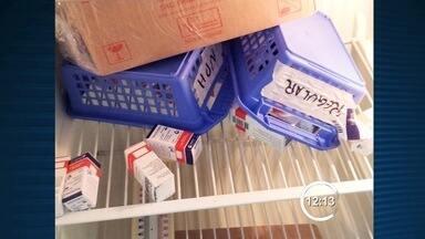 Vândalos invadem posto e danificam medicamentos em São Sebastião, SP - Caso aconteceu na madrugada desta quarta-feira (30) no bairro Cambury.Frascos de insulina foram danificados;ninguém foi preso.
