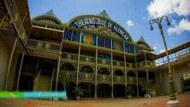 Fortaleza é um dos destinos que mais atrai turistas - Ceará orgulho de se ver.