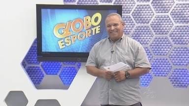 Assista à íntegra do Globo Esporte AM desta quinta (31) - Confira os destaques do esporte no Amazonas.