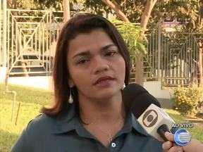 Campanha em Teresina incentiva o aleitamento materno - Campanha em Teresina incentiva o aleitamento materno