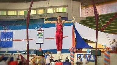 Veja como foi a disputa por medalhas no masculino de Ginástica Artística - Campeonato Brasileiro de Ginástica Artística acontece em Aracaju