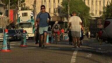 Corrida e Caminhada Esperança ocorre neste domingo em Fortaleza - Evento deve reunir milhares de pessoas e será realizado na Avenida Beira-Mar.