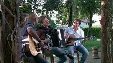 Michel Teló, Daniel e Rick cantam 'Página de Amigos' - Música do 'Bem Sertanejo' na íntegra