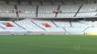 Faltam dois anos para o início das Olimpíadas no Rio de Janeiro - E BH também vai participar.