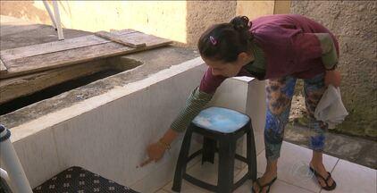 Tiroteio em velório deixa familiar de morto ferida - Vítima foi baleada em Arara, no Agreste da Paraíba