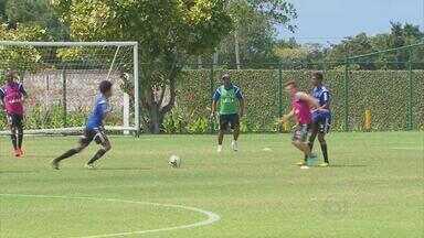 Sport terá mudanças para enfrentar o Flamengo - Rodrigo Mancha e Augusto devem voltar ao time titular do Leão