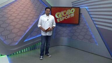 Confira o Globo Esporte desta quinta (07/08) - Confiança, beach soccer, vôlei e vôlei sentado são alguns dos destaques do programa.