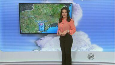 Confira a previsão do tempo para esta sexta-feira (8) no Sul de Minas - Confira a previsão do tempo para esta sexta-feira (8) no Sul de Minas
