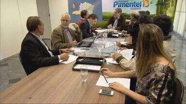Veja como foi o dia de campanha dos candidatos ao governo de Minas Gerais - Veja como foi o dia de campanha dos candidatos ao governo de Minas Gerais
