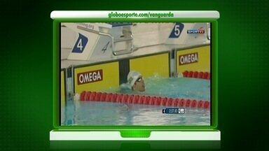 Nadador de Bragança Paulista bate recorde - A conquista de Daniel Dias foi na estreia do Parapan-Pacific de Natação, em Pasadena, nos Estados Unidos