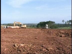 Obras de construção do novo Case começam em Chapecó - Obras de construção do novo Case começam em Chapecó
