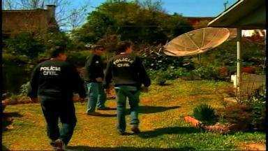 Marido mata esposa a tiros em Barracão, RS - É o terceiro homicídio do ano na cidade.