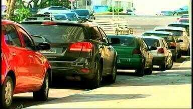 Prefeitura apresenta novo projeto de estacionamento rotativo de Erechim, RS - Lei deve ser votada na segunda-feira (11).