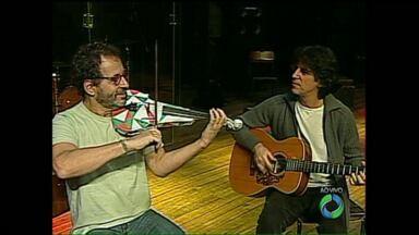 Kleiton e Kledir fazem show hoje no Teatro Marista em Londrina - A dupla que tem centenas de sucessos se apresenta nesta noite de sábado.