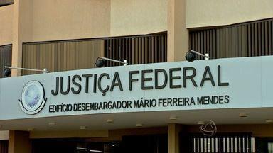 Éder Moraes depõe pelo segundo dia na Justiça Federal - Éder Moraes depõe pelo segundo dia na Justiça Federal.