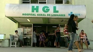 Menina que morreu após ficar sem atendimento médico é enterrada, no Norte do ES - Caso aconteceu no último domingo (10), no Hospital Geral de Linhares. Segundo família, quando estado de saúde da menina se agravou, não havia pediatra.