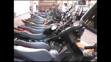 Cresce o nº de roubos a motocicletas em Imperatriz, diz polícia - Veja na reportagem da TV Mirante Imperatriz