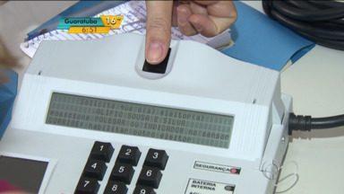 Cidades do norte do Paraná farão eleições simuladas nas próximas semanas - As simulações serão feitas para treinar o voto com o sistema biométrico.