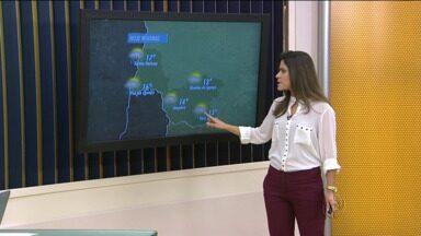 Chuva chega ao Paraná nesta terça-feira (12) - Meteorologistas alertam para temporais com ventos fortes a partir da tarde