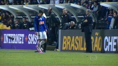 Dois jogadores do Cruzeiro são convocados para amistosos da seleção sub-21 - Lucas Silva, jogador de marcação no meio-campo, e Alisson, que também joga no meio.