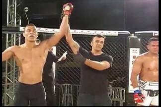 Veja os vencedores do AFC 2, realizado em Mogi das Cruzes - Imagens de algumas lutas do evento de MMA que ocorreu nete final de semana no Alto Tietê