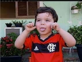 Conheça um pouco da vida de Juan, menino de Saquarema que encantou os flamenguistas - Conheça um pouco da vida de Juan, menino de Saquarema que encantou os flamenguistas.